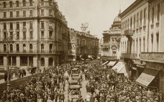 Istoria Bucureștiului