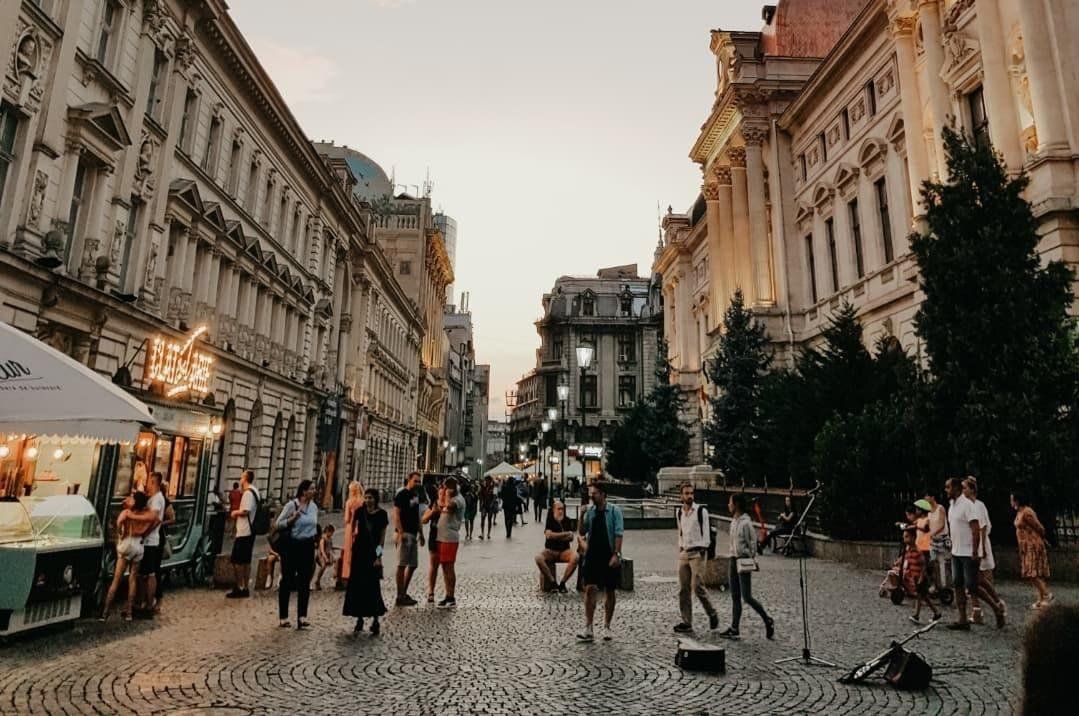 Centru Vechi București