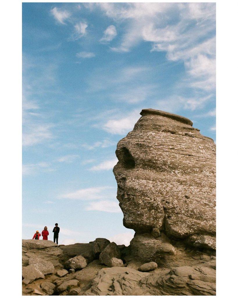 Sfinxul Platoul Bucegi