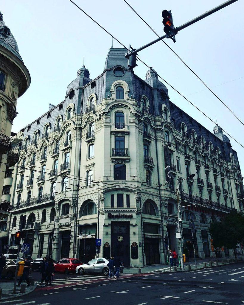 Hotel Bântuit din București