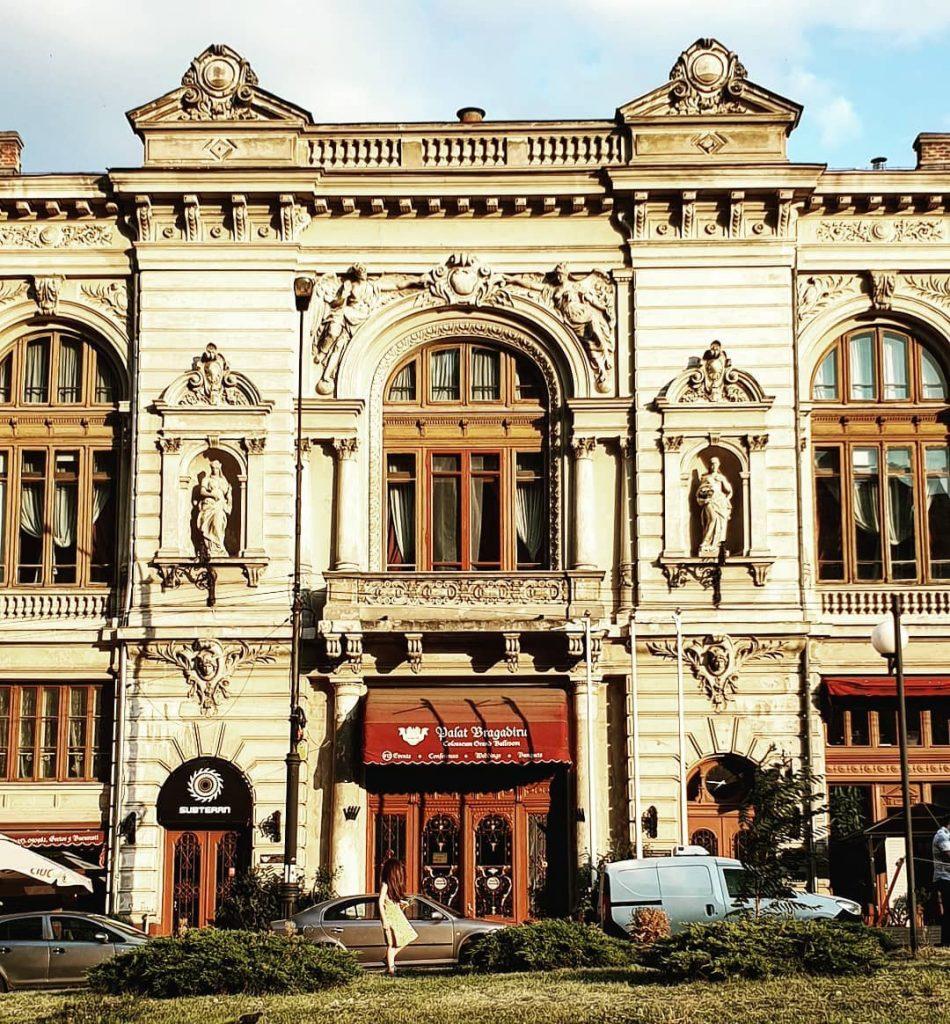 Palate din București